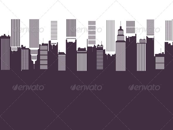City Theme Design Element - Decorative Symbols Decorative