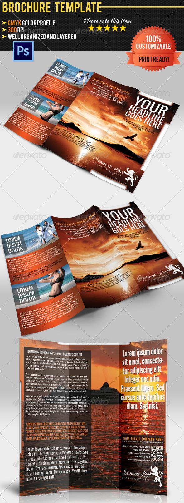 Travel Company Brochure - Corporate Brochures
