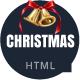 Christmas Landing Page Nulled