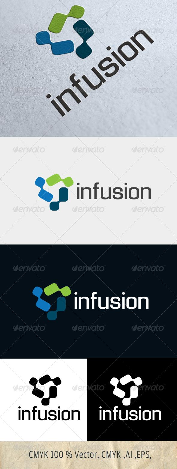infusion - Symbols Logo Templates