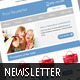 Arya Newsletter Template - GraphicRiver Item for Sale