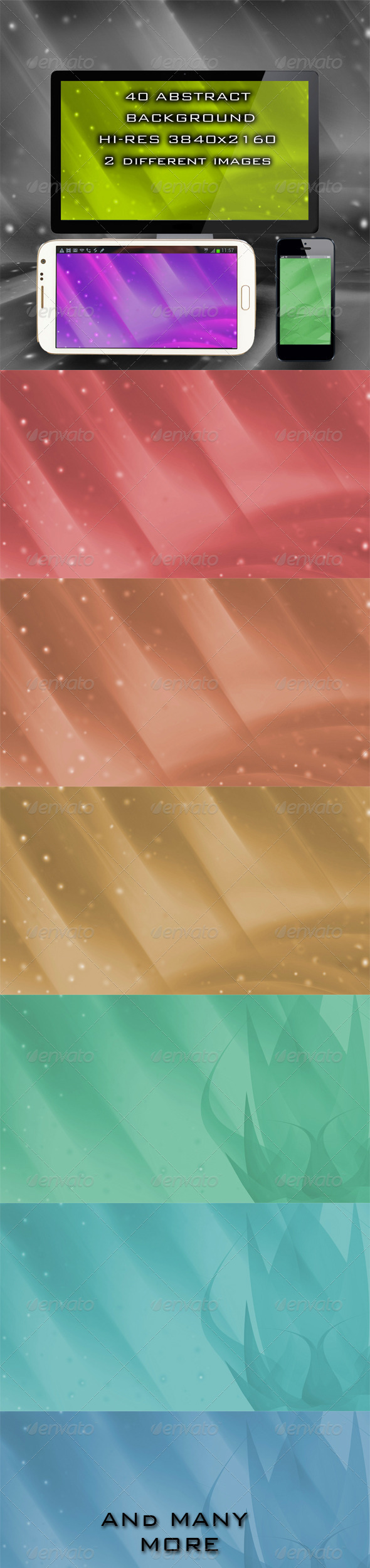 40 Abstract Backgrounds - Abstract Backgrounds