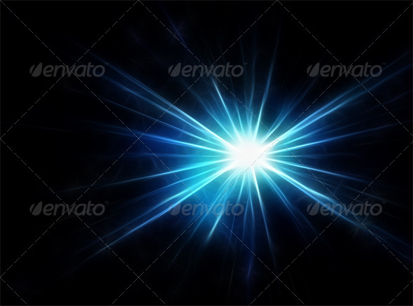 Star Background - Backgrounds Decorative
