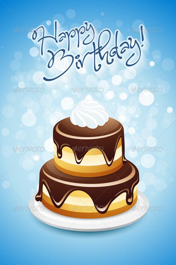 Happy Birthday Card by VVaD – Birthday Card for a Man