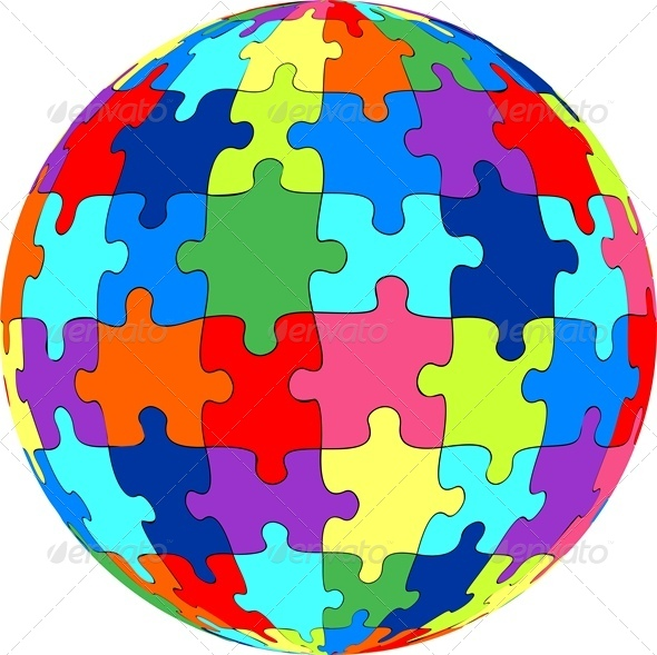 Puzzle Ball - Concepts Business