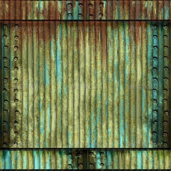 Rust metal - Metal Textures