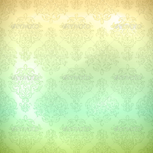 Grunge Retro Pattern Wallpaper Background - Backgrounds Decorative
