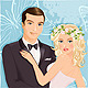 Wedding couple - GraphicRiver Item for Sale