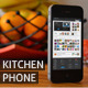 Phone in Kitchen Mock-Ups - GraphicRiver Item for Sale