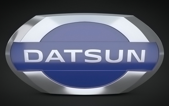 Datsun Logo - 3DOcean Item for Sale