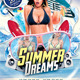 Summer Dreams - GraphicRiver Item for Sale