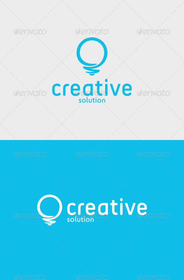 Creative Solution - Objects Logo Templates