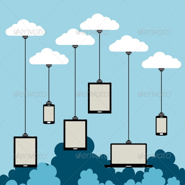 Cloud Riders - Technology Conceptual