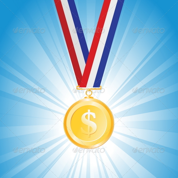 Dollar Medal - Concepts Business