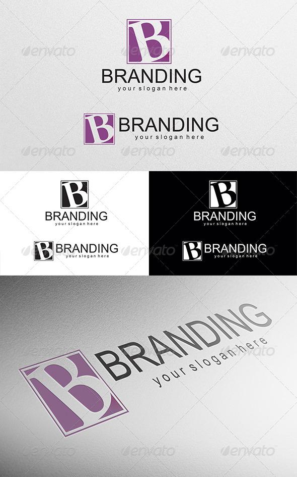Branding Logo - Letters Logo Templates