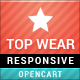 Responsive OpenCart Theme - BossThemes TopWear - ThemeForest Item for Sale
