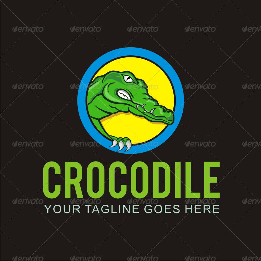 Alligator Logos Quiz Crocodile logo by sevi...