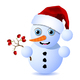 Little Snowman - GraphicRiver Item for Sale