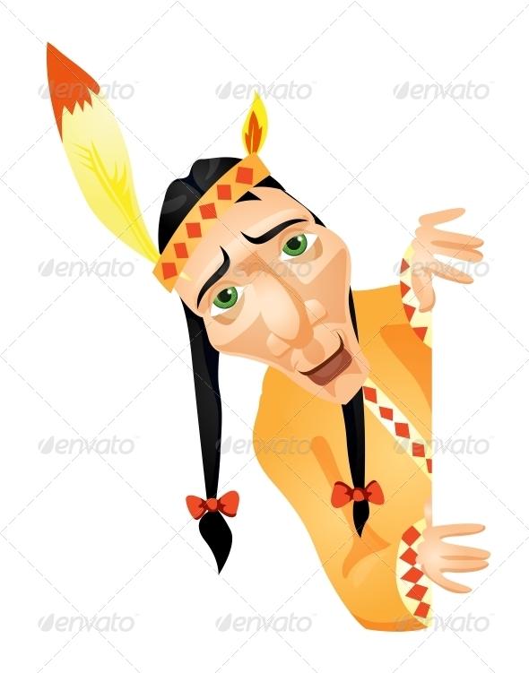Aborigine - People Characters