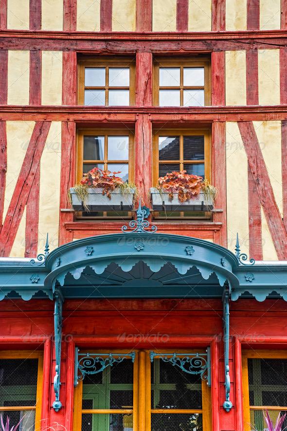 Troyes - Stock Photo - Images