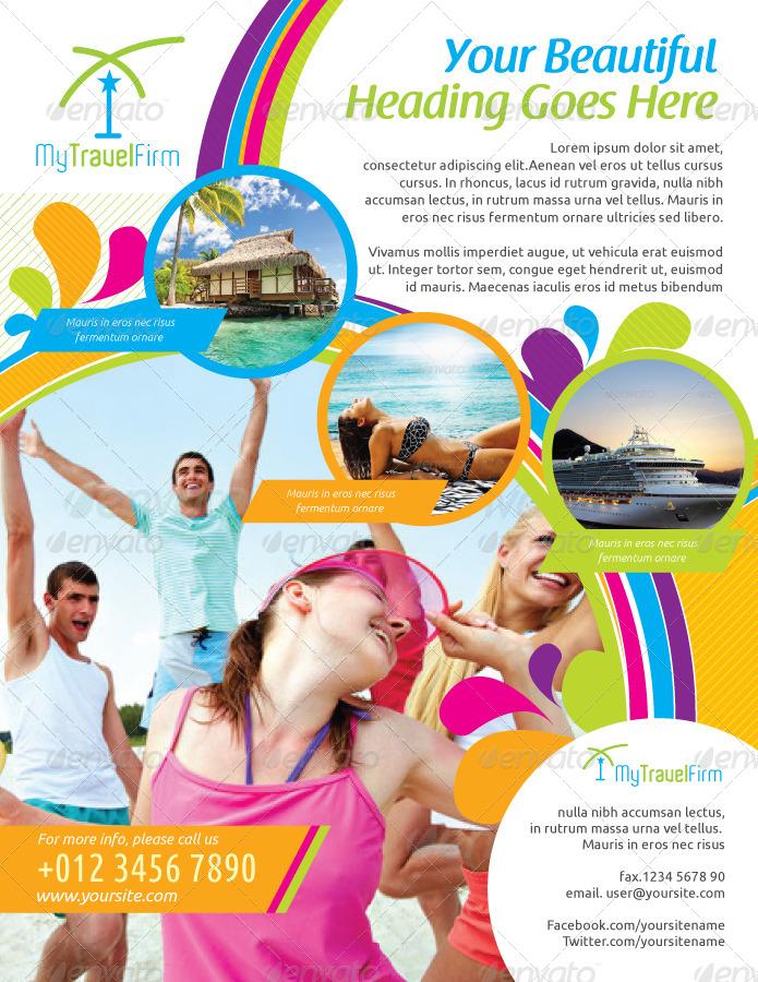 Tourism Flyer Vol.1
