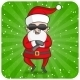 Dancing Santa - GraphicRiver Item for Sale