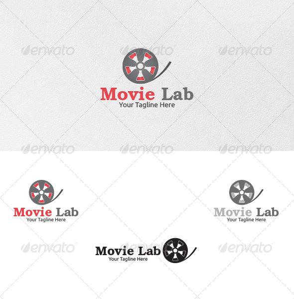 Movie Lab - Logo Template - Symbols Logo Templates