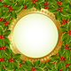 Christmas Plaque - GraphicRiver Item for Sale