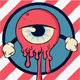 Eyeball Monsters Characters - GraphicRiver Item for Sale