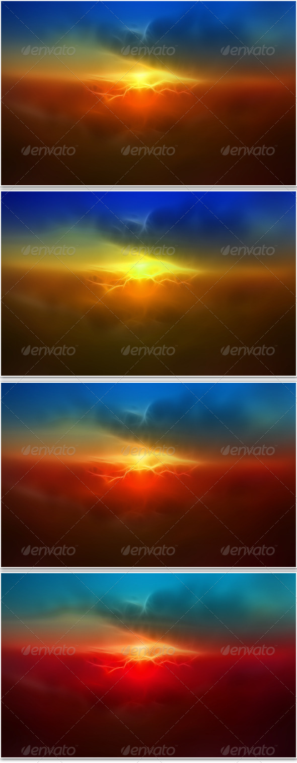 Sky Light Background - Backgrounds Graphics