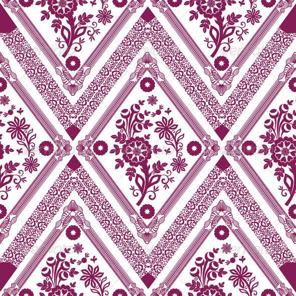Classic Vintage Patterns - Patterns Decorative
