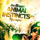 Animal Instincts Mixtape / CD Template - GraphicRiver Item for Sale
