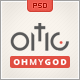 OMG - Religion Style PSD Single Page - ThemeForest Item for Sale