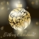 Vector Christmas Ball - GraphicRiver Item for Sale