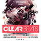 Clear Beats Flyer - GraphicRiver Item for Sale