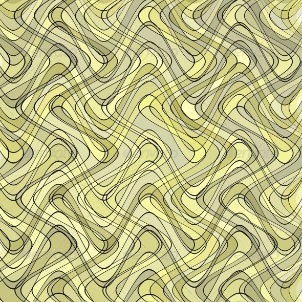 Abstract Wavy Background - Abstract Conceptual