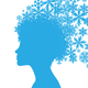 Lady Winter - GraphicRiver Item for Sale