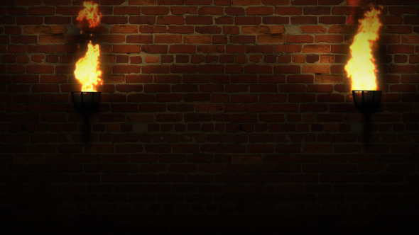 Knight S Torches By Bellatrixcorp Videohive