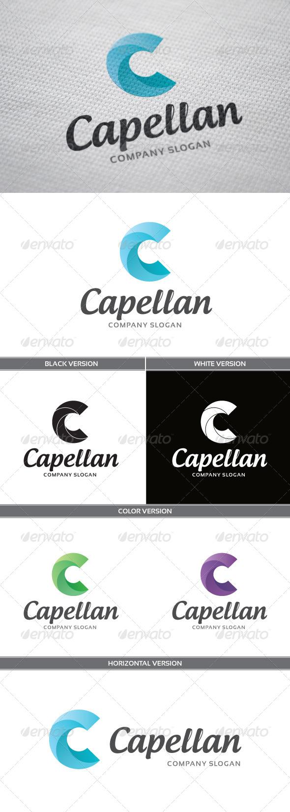Capellan Logo - Letters Logo Templates