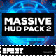 Massive HUD Pack 2 - VideoHive Item for Sale