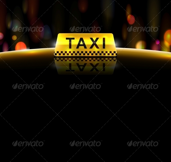 Taxi Service - Services Commercial / Shopping