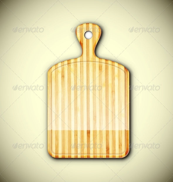 Cutting Board - Man-made Objects Objects