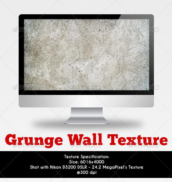Grunge Wall Texture - Concrete Textures