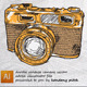 Vintage Camera Doodle Vector - GraphicRiver Item for Sale