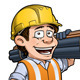Construction Worker - Plumber - GraphicRiver Item for Sale