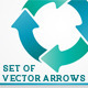 Set of Arrows Circle - GraphicRiver Item for Sale