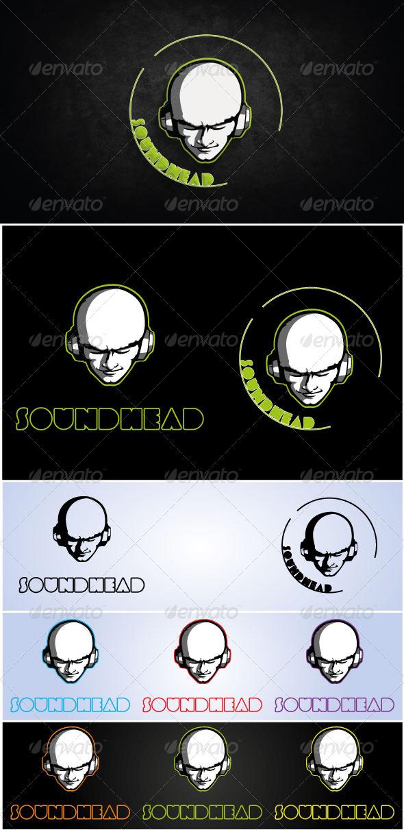 Soundhead - Vector Abstract