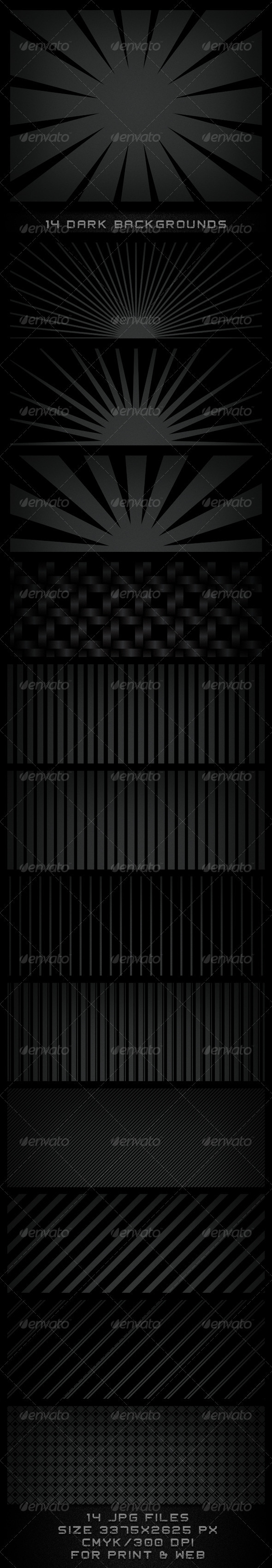 Dark Backgrounds - Backgrounds Graphics