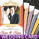 Beautiful Wedding Card - GraphicRiver Item for Sale