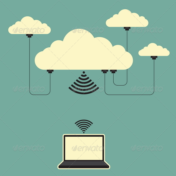 Interconnected Cloud Computing - Web Technology